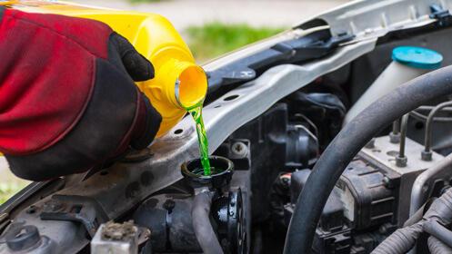 Puesta a punto para tu coche con cambio de aceite