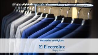 Tintorería Electrolux con más de un 50% de descuento