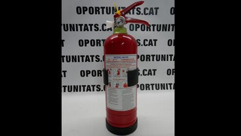 Extintor de emergencia casa o coche 1 Kg