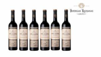 Pack de 6 vinos Viña Albina Gran reserva 2013