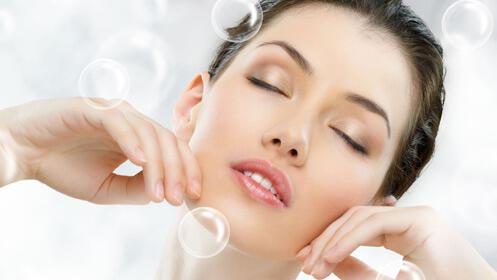 Facial premium: sesión termal con Vitamina C