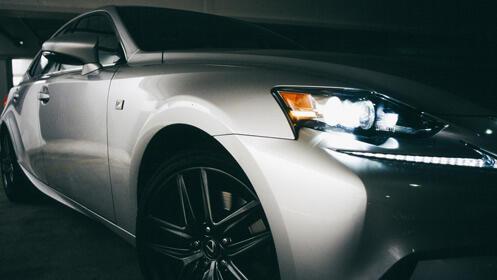 Oferta en pulido de faros profesional para coche