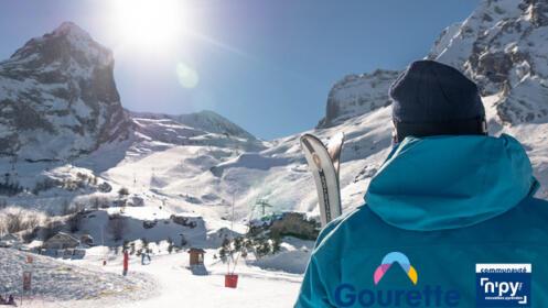 Para un esquí placentero en familia confía en GOURETTE!
