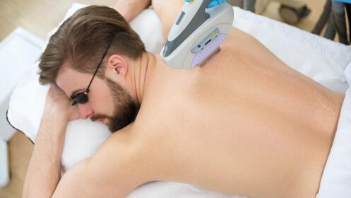 Ahórrate un 65% - dos sesiones de depilación láser diodo