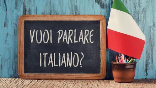 Inglés, italiano o alemán, dos meses presenciales 15€