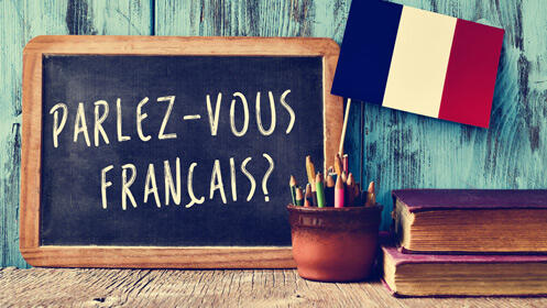 Aprende inglés o francés con 2 meses de clases presenciales