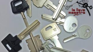 Duplicado de 2 llaves de seguridad