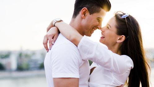 Original regalo para San Valentín: sesión de fotos en pareja