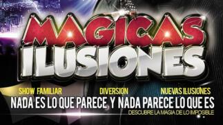 'Mágicas Ilusiones' by Pedro III en el Teatro Cervantes