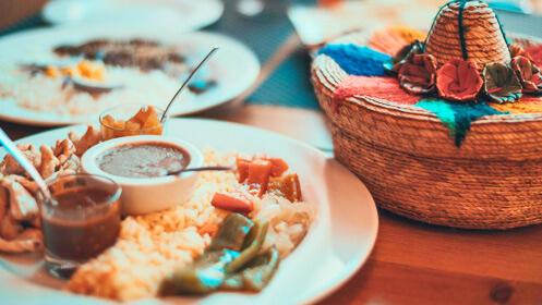 Menú degustación mexicano para dos en Malafacha