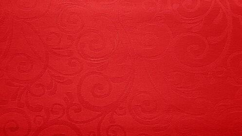 Elegante juego de mantel floral + servilletas