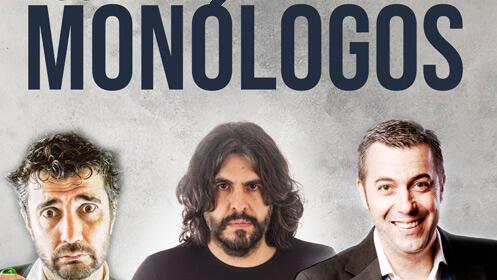 Noche de monólogos con JJ Vaquero-San Antolín