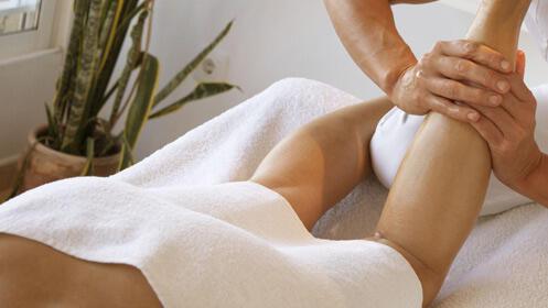 Elige tu masaje: relajante, circulatorio o anticelulítico