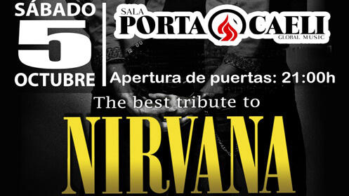 El mejor tributo a Nirvana con The Buzz Lovers