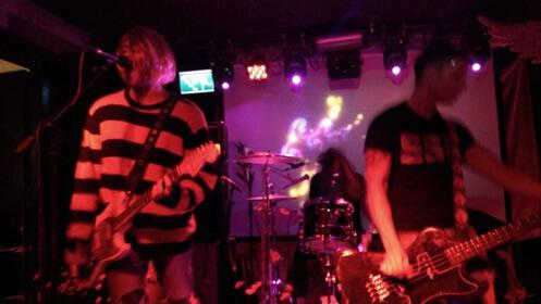 Gran concierto tributo a Nirvana con Radiobleach