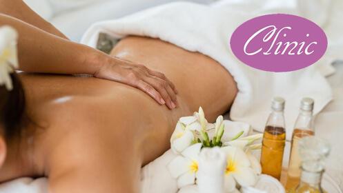 Sensacional masaje relajante por 12€
