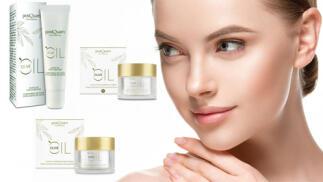 Gama facial Olive: crema de día, de noche o contorno