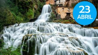 Excursión a Orbaneja y Cañones del Ebro ¡23 abril!