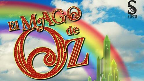 'El Mago de Oz' en el Teatro Carrión