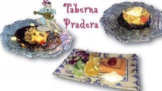 Menú de lujo para dos - 20 aniversario Taberna Pradera