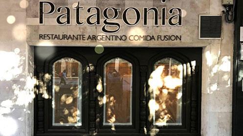 Menú fusión de Patagonia Valladolid, cocina argentina
