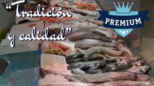 Gran pack de pescado fresco con envío a domicilio