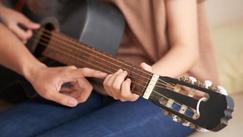 Curso de Guitarra Online con Clases en Vivo por Skype