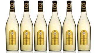 Caja de 6 botellas de vino Barbadillo Blanco de Blancos