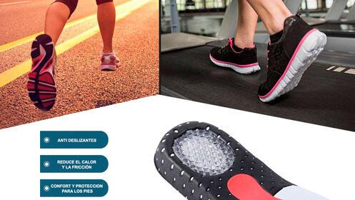 Plantillas Comfort, protección para los pies