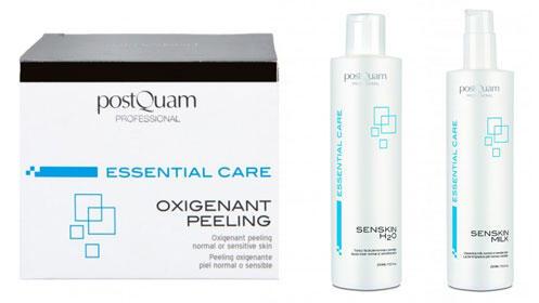 Cuida tu piel: leche limpiadora, tónico y peeling oxigenante