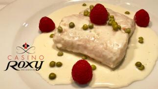 Menú de ferias para dos, platos gourmet en el Casino Roxy