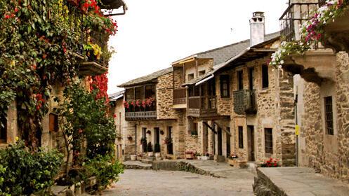 Hotel rural en Sanabria con desayuno y comida