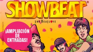 ¡Ampliación de entradas! Show Beat - Una noche con Los Beatles