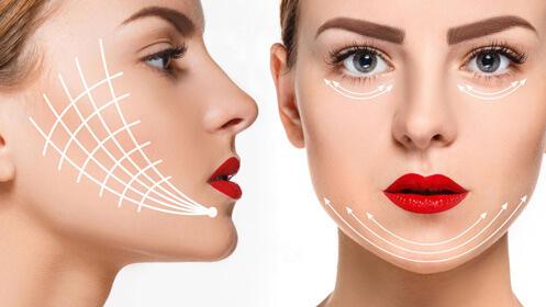 Tratamiento médico luxury: facial con cóctel de vitaminas