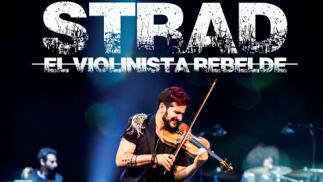 STRAD: el violinista rebelde. Teatro Ortega-San Antolín