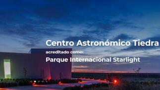 Visita espectacular al centro astronómico de Tiedra