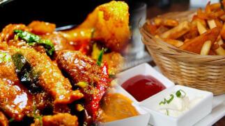 Exótico pollo Tika-Massala con entrante y bebida ¡por 8,90€!