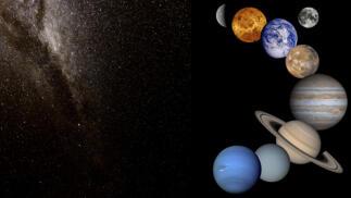 Toca el cielo en el centro astronómico de Tiedra