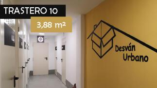 Alquiler de trastero con opción a compra-Trastero 10 (3,88 m²)