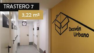 Alquiler de trastero con opción a compra-Trastero 7 (3,22 m²)