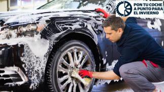 Lavado de coche en profundidad al mejor precio
