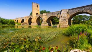 Alojamiento rural para dos en una preciosa zona de Burgos