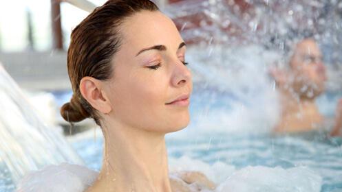 Relaja tus sentidos en este fabuloso spa para dos