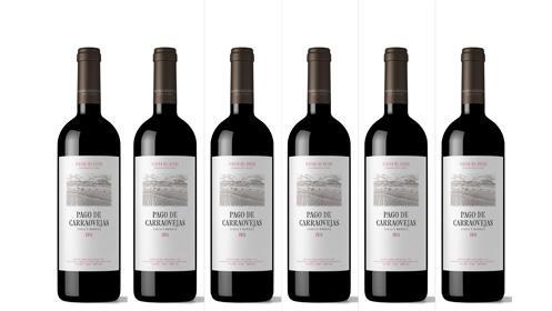 6 botellas de Pago de Carraovejas Tinto 2015