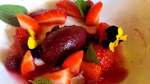 Degusta el sabor de un menú Estrella Michelin y dos Soles Repsol