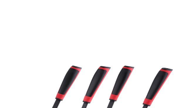 Set 3 sartenes antiadherentes + 4 utensilios San Ignacio
