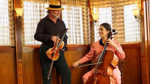 Alasdair Fraser & Natalie Haas en concierto - Música celta