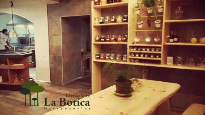 Exclusivo: sabores Estrella Michelin en La Botica de Matapozuelos