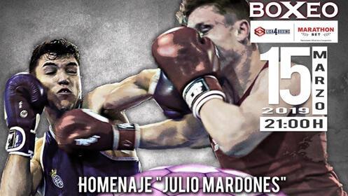 Nueva velada de boxeo en directo ¡15 de marzo!