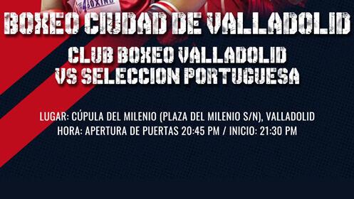 Asiste a una velada de boxeo única en Valladolid
